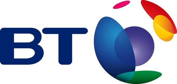 BT brand identity