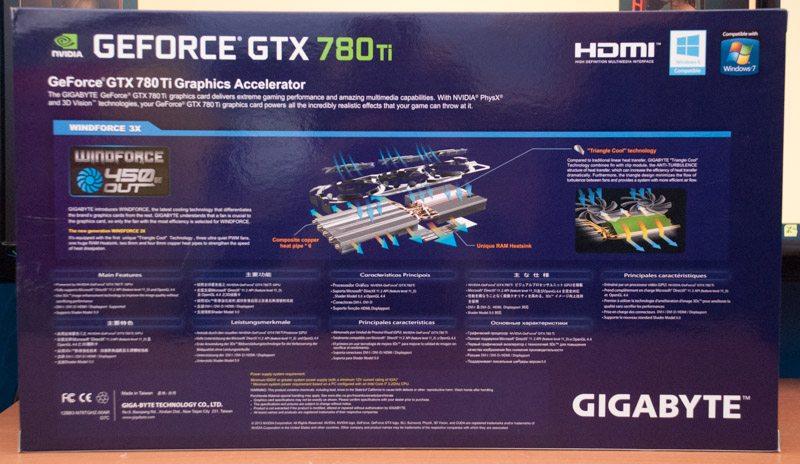 Gigabyte GTX 780 Ti GHz (1)