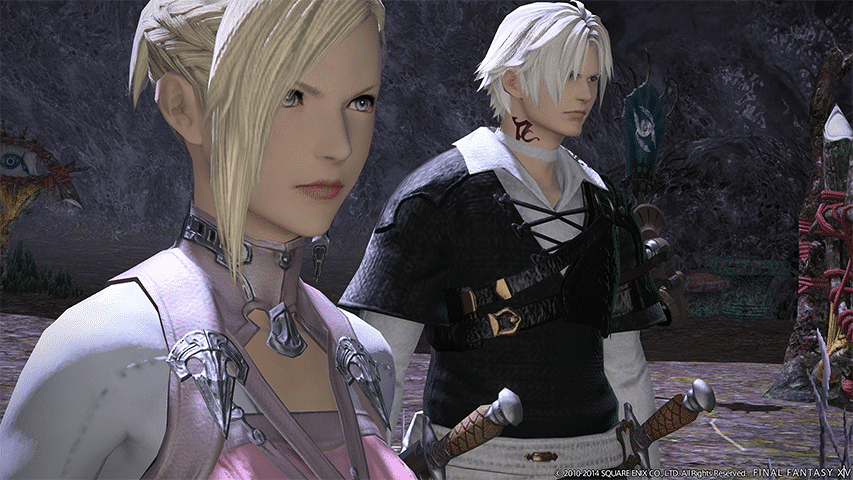 Final Fantasy XIV: A Realm Reborn - Through The Maelstrom Details