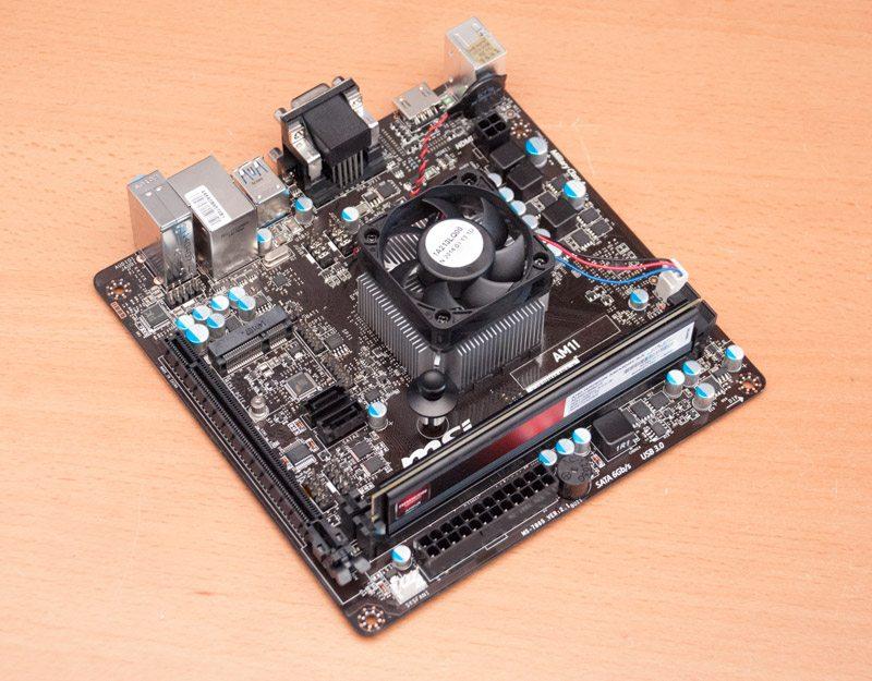 Amd Kabini Am1 Athlon 5350 Apu Fs1b Review Eteknix