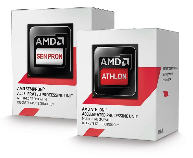 AMD Kabini AM1 Athlon 5350 APU