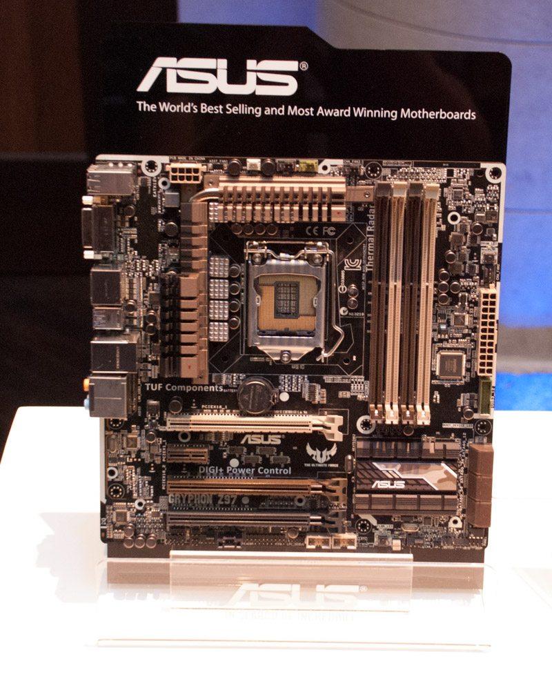 ASUS Z97 Launch (18)
