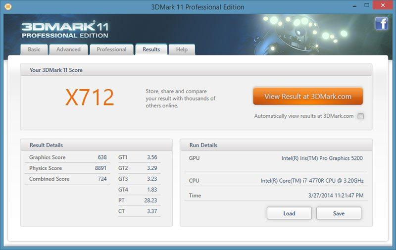 BrixPro_3DMark11_Xtr