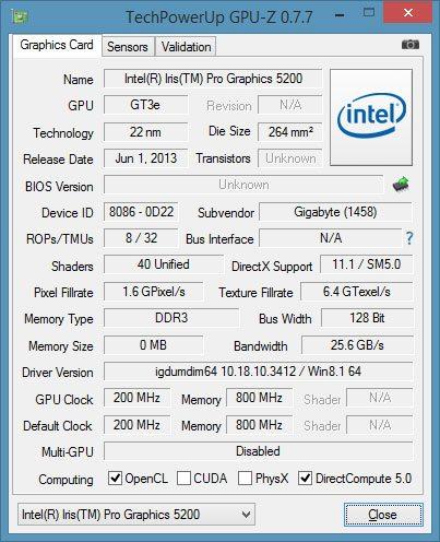 BrixPro_GPU-z