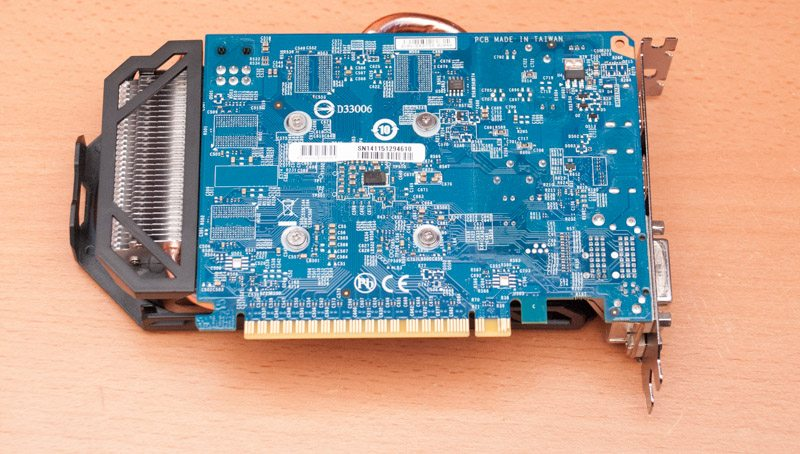 Gigabyte GTX 750 Ti WindForce 2X OC 2GB Graphics Card ...