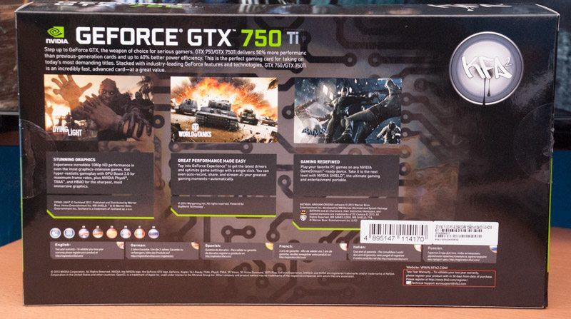 KFA2 GTX 750 Ti OC (1)
