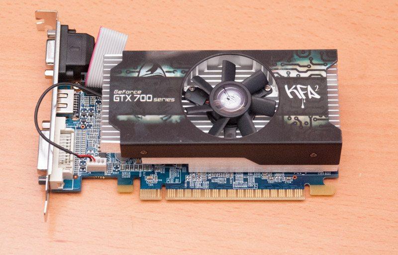 KFA2 GTX 750 Ti OC 2GB Graphics Card Review   eTeknix