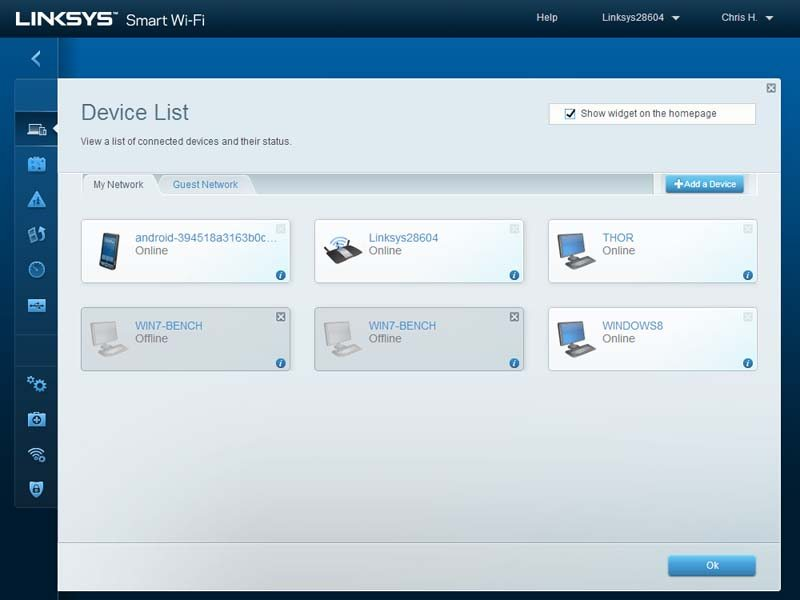 Linksys EA6900 AC1900 802 11ac Router Review   Page 3 of 7   eTeknix
