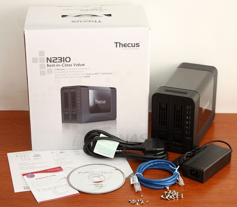 ThecusN2310_Package