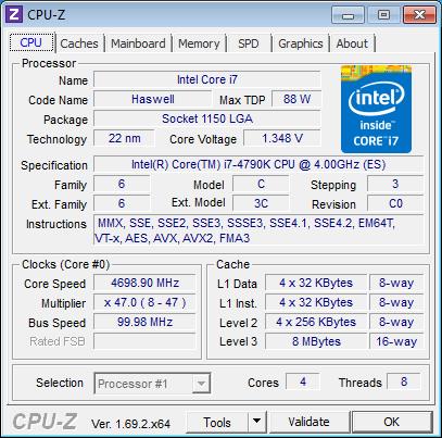 "Intel Core i7 4790K ""Devil's Canyon"" Processor Review | eTeknix"