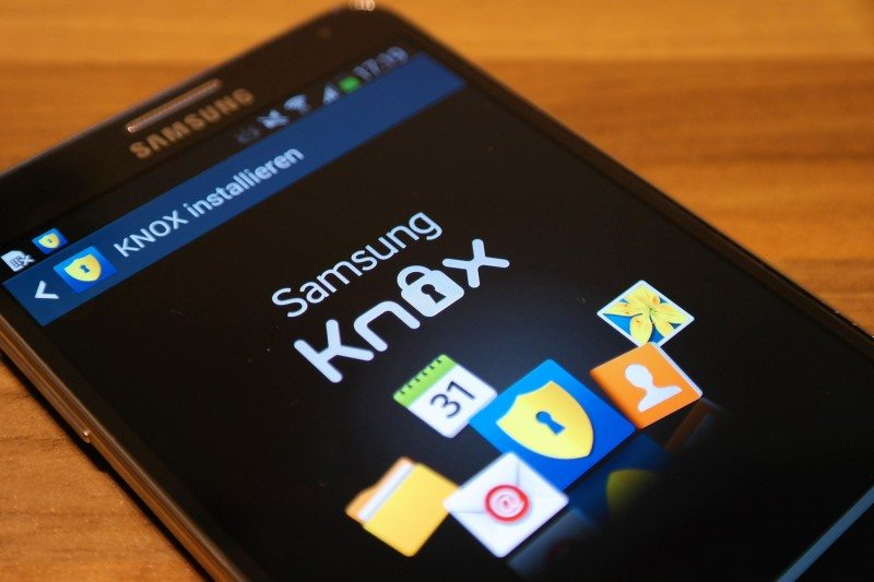 Samsung Knox Mobile Security Platform Receives Support From Governments, Companies 1