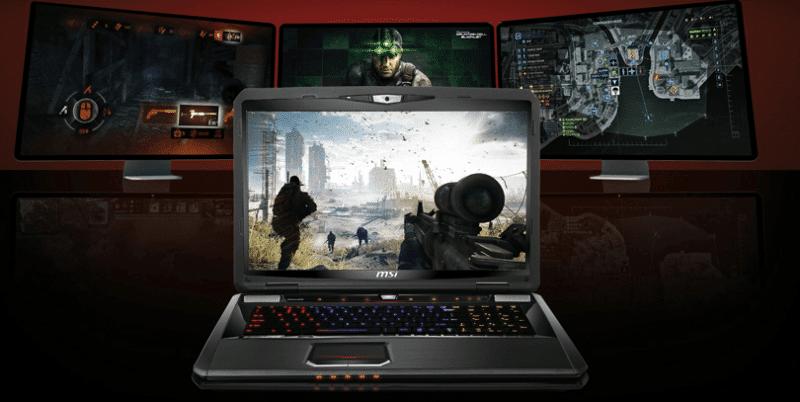 MSI GT70-2PE 'Dominator Pro' Gaming Notebook Review | eTeknix