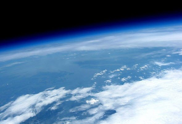 earth-space-curvature