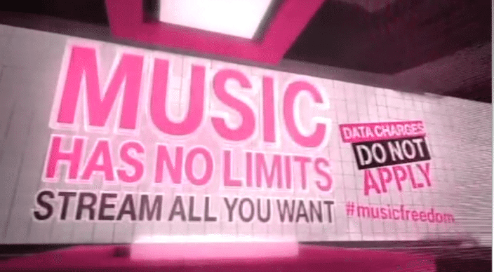 tmobile music streaming