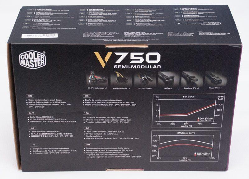 Cooler Master V750 (2)
