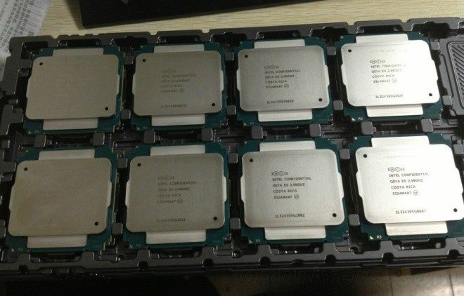 Intel Xeon E5-2600 v3 18 Core Haswell-EP CPUs Get Specs