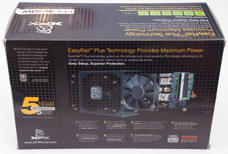 XFX PRO 650 XXX (2)