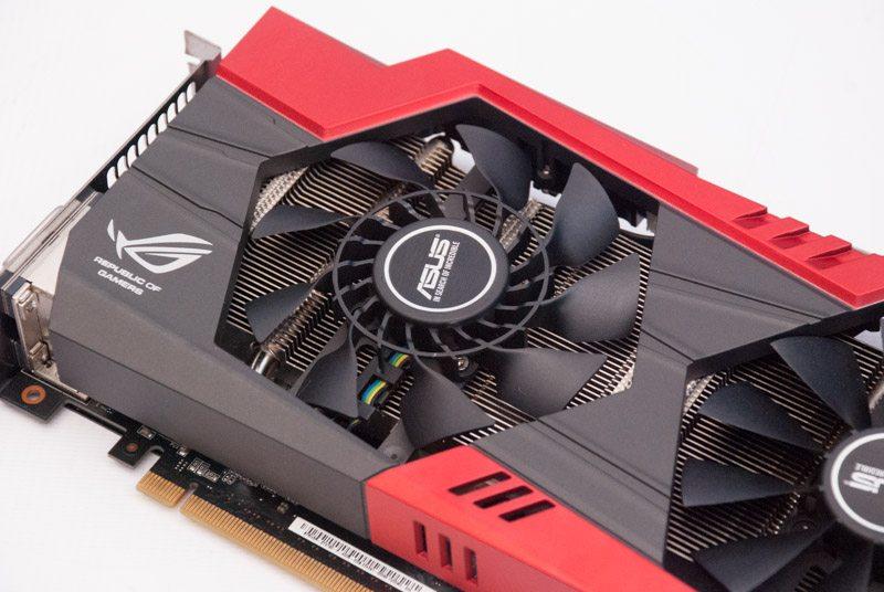 ASUS Republic of Gamers Striker Platinum GTX 760 4GB SLI ...