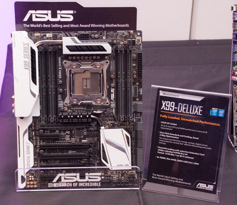 ASUS X99 Launch Event (1)