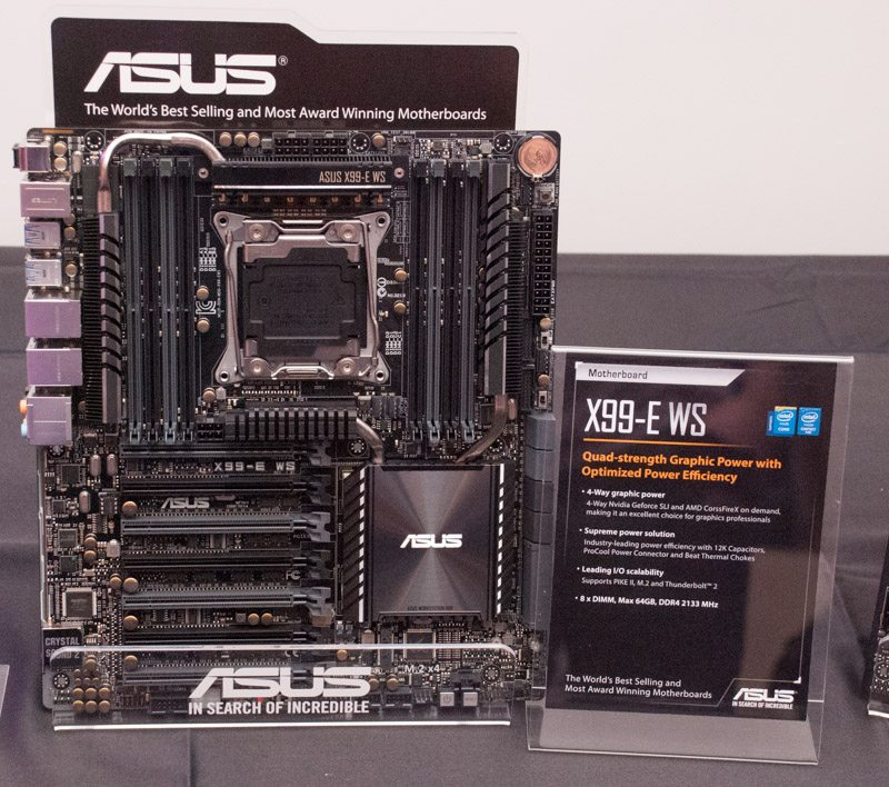 ASUS X99 Launch Event (2)