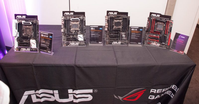 ASUS X99 Launch Event (4)