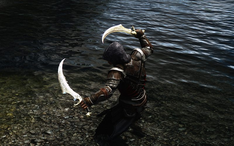 Check Out These Incredible Skyrim Character Mods | eTeknix