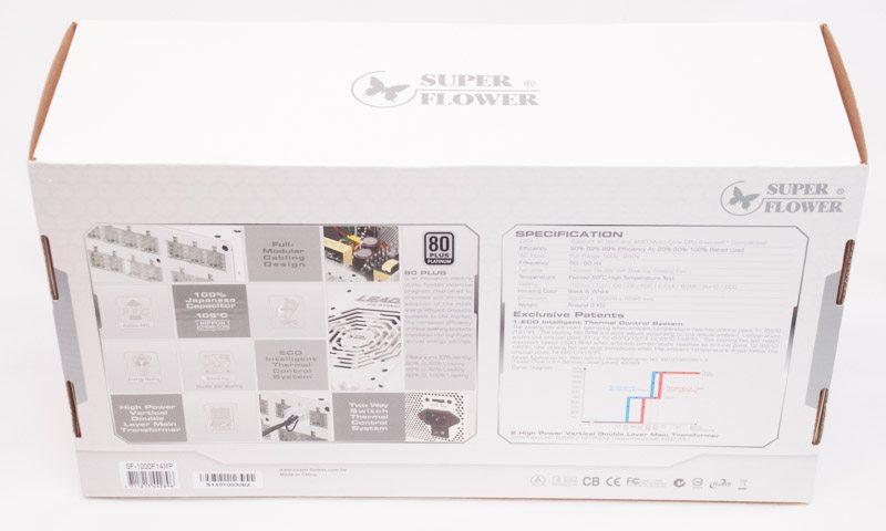 Super Flower Leadex Platinum 1000W (2)