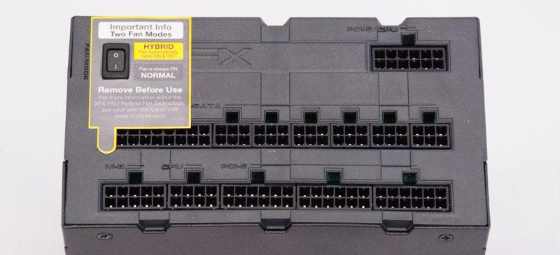 Xfx pro series 850w black edition psu | pc review.