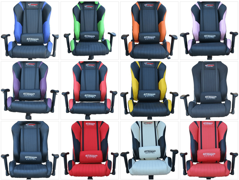 gt omega office chair