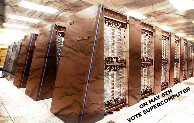votesupercomputer