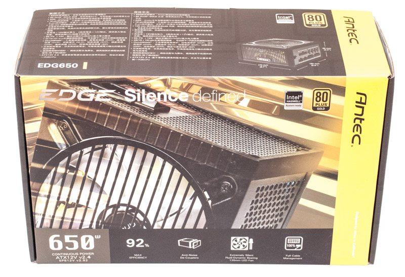 Antec Edge 650W (1)