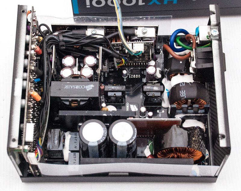 Corsair HX1000i Modular Power Supply Review | eTeknix