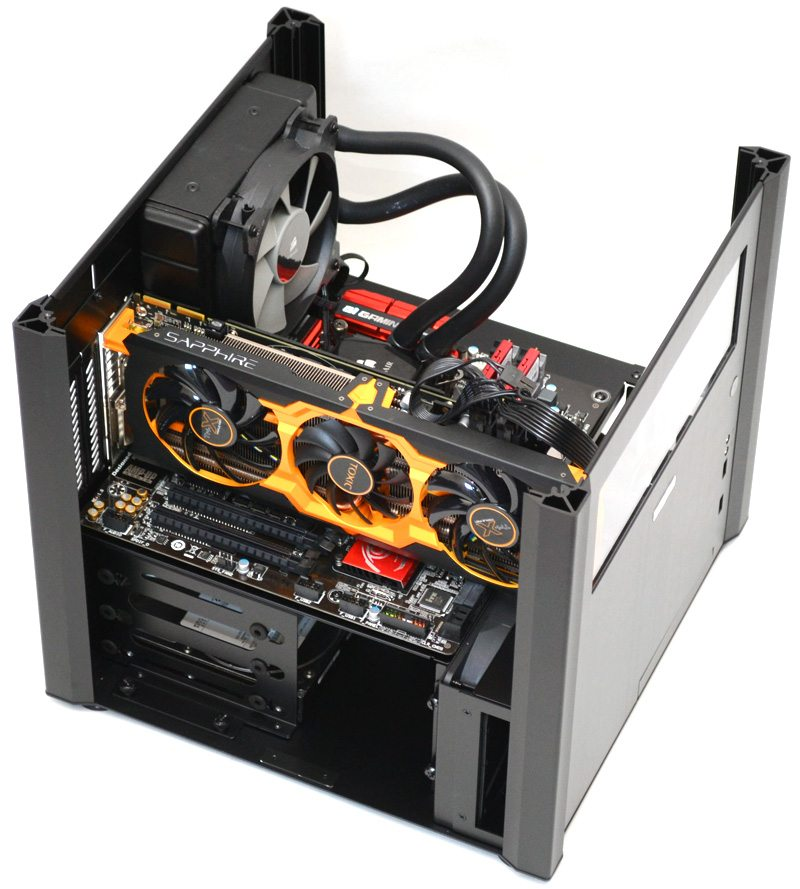 Lian Li PC-V359 M-ATX Chassis Review | eTeknix