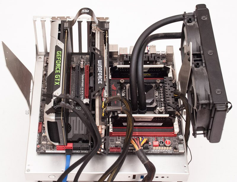Testing Nvidias GeForce GTX 980 4GB Graphics Cards In SLI