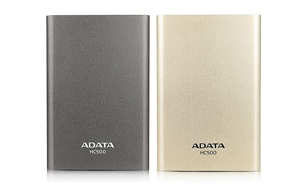 Adata HC500 front