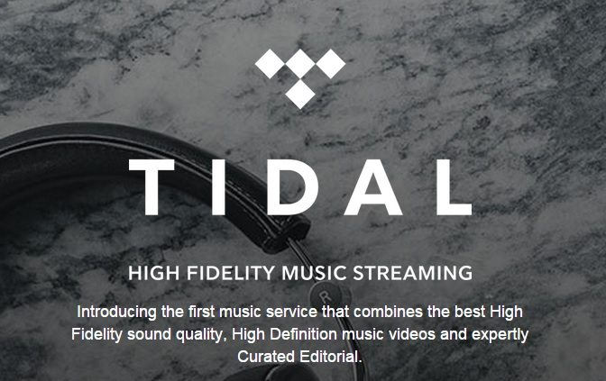 tital music streaming