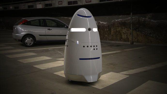 Silicon robocop