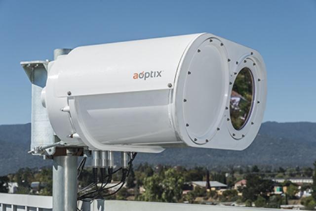 aoptix laser beamer