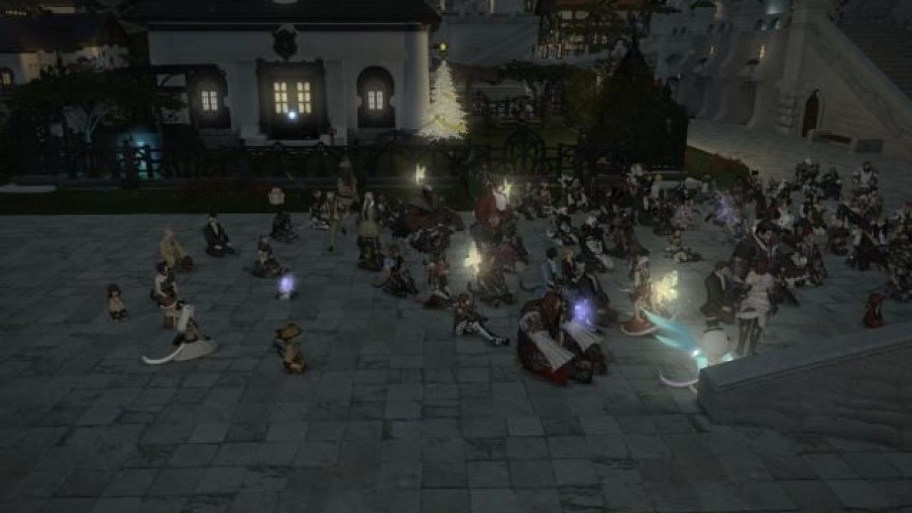 Final Fantasy XIV Gamers Stage Vigil For Dying Player | eTeknix