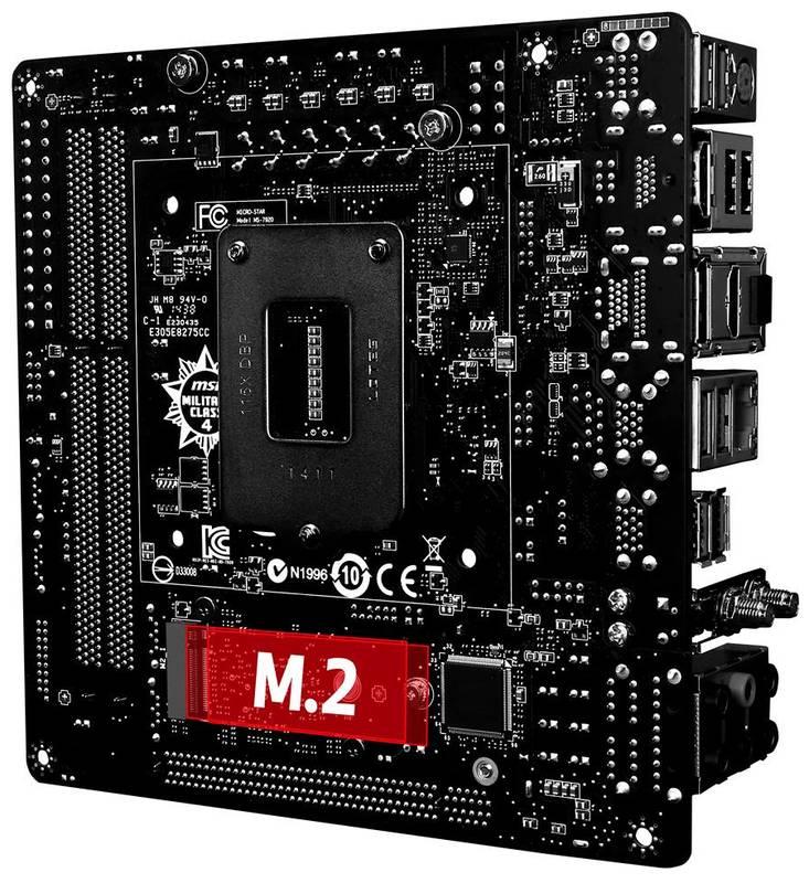 MSI Z97i ACK 2