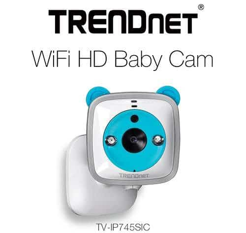 Trendnet Announced Wifi Hd Baby Cam Eteknix