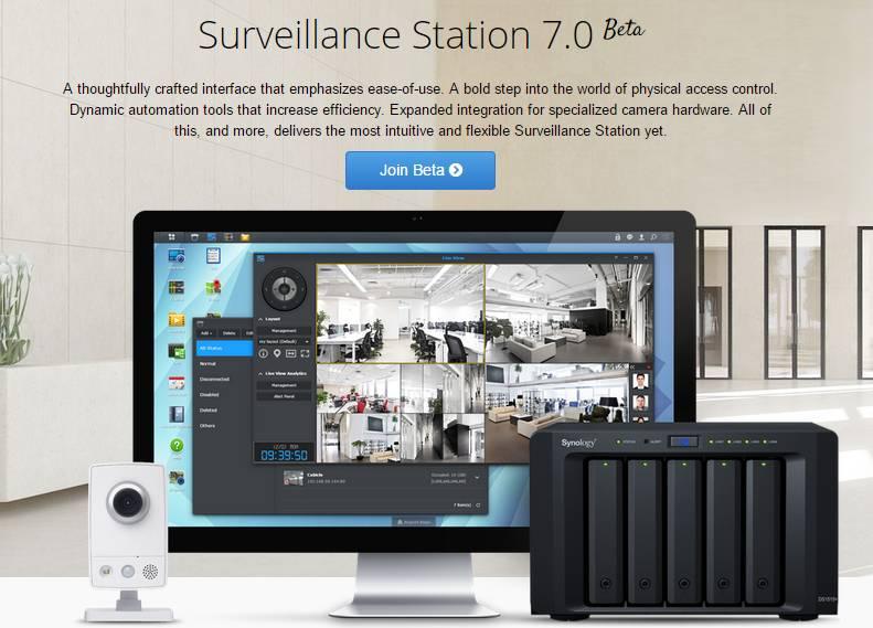 surveillance station 7 beta