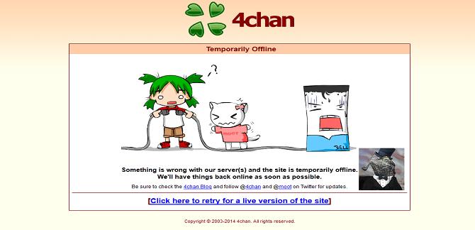 4chan ddos