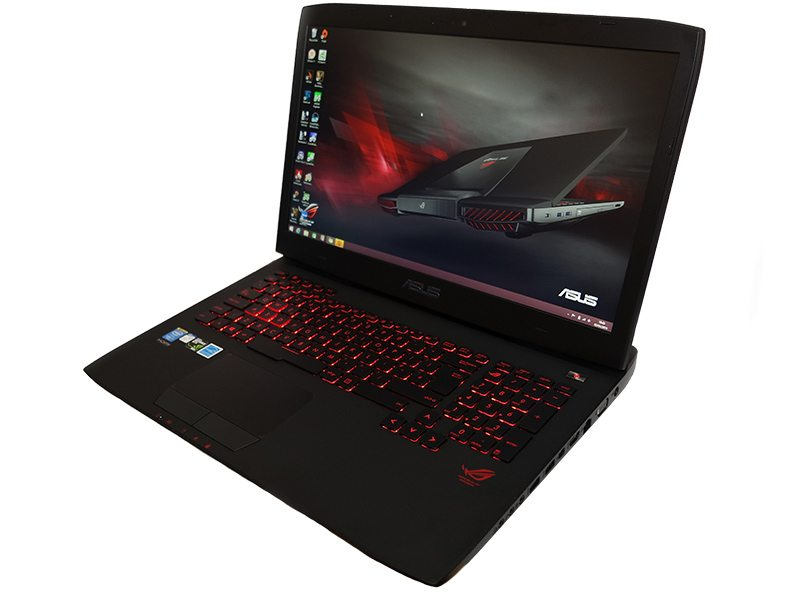 how to clean rog laptop