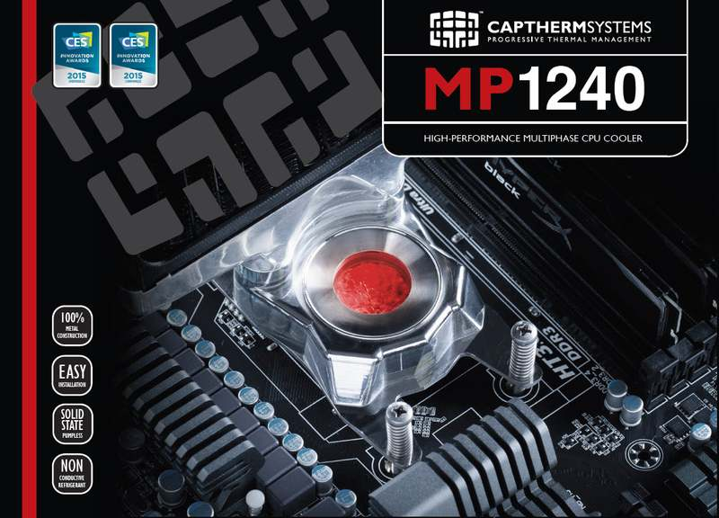 Captherm MP-1240