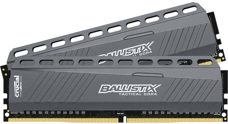 Crucial Tactical DDR4