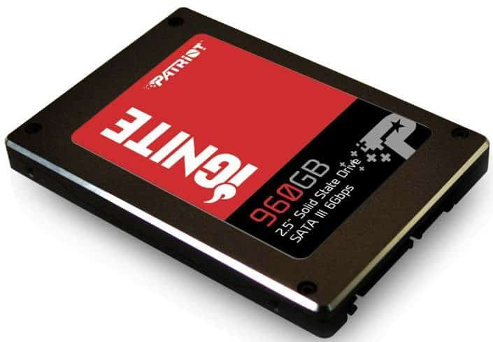 Patriot Ignite 960GB