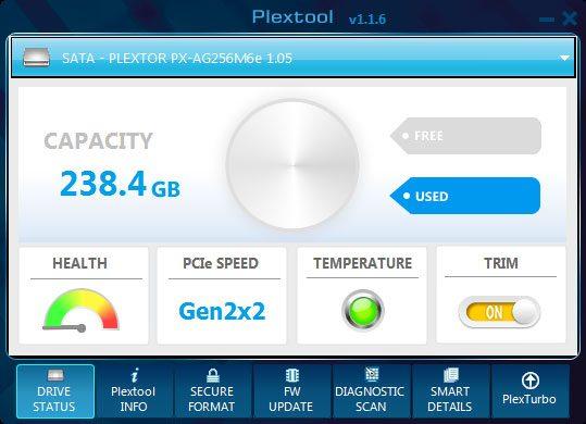 Plextor_M6e_BE-Software-PlexTool_1