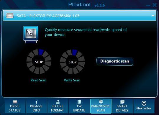 Plextor_M6e_BE-Software-PlexTool_5