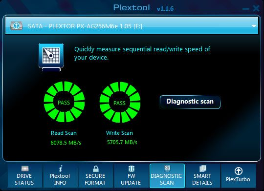 Plextor_M6e_BE-Software-Selftest_w_Turbo